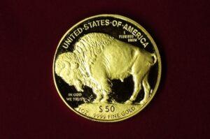 アメリカンバッファロー金貨