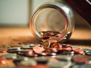 何種類かの硬貨