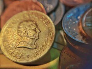 外国硬貨イメージ