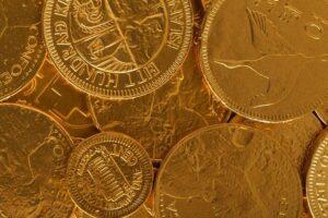 外国硬貨種類イメージ