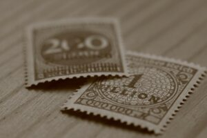 明治・大正・昭和初期の普通切手は価値が高い!