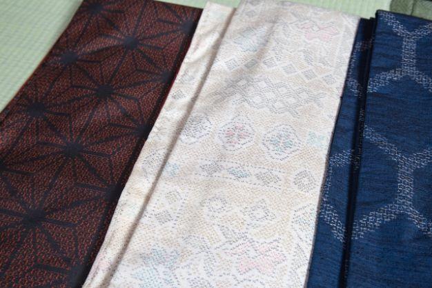 村山大島紬の着物